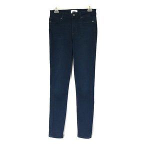 Paige Jeans Hoxton Ultra Skinny Eugene Mid-Rise 25
